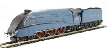 "Hornby Class A4 4-6-2 4462 ""Great Snipe"" in LNER Blue"